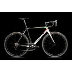 Cyclocross Frame Guerciotti Lembeek Canti Design LE02 Italia