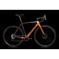 Cyclocross Bike Guerciotti Lembeek Canti Design LE03 mit SRAM Force CX1 hydraulic