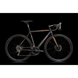 Cyclocross Bike Guerciotti Diadema with SRAM Apex 2x10