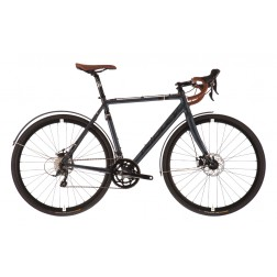Cyclocross Bike Ridley X-Bow Disc Design XBO 02Am with SRAM