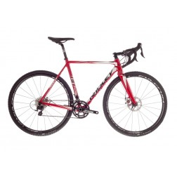 Cyclocross Bike Ridley X-Night Disc Design XNI-02DS with SRAM Rival X1 hydraulic