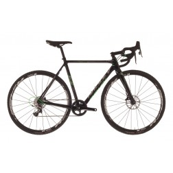 Cyclocross Bike Ridley X-Night Disc Design XNI-02DS with Shimano 105 hydraulic