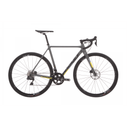 Cyclocross Bike Ridley X-Night SL Disc Design XNI-03BM with Shimano Ultegra DI2 R8050 hydraulic