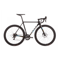 Cyclocross Bike Ridley X-Night Disc Design XNI-04AS with SRAM Red 22 hydraulic