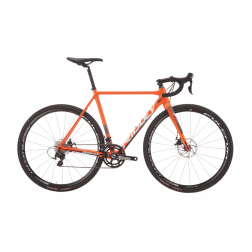 Cyclocross Bike Ridley X-Night Disc Design XNI-04BST with Shimano 105