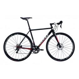 Cyclocross Bike Ridley X-Ride Disc Design XRI 02AS with Shimano 105 hydraulic