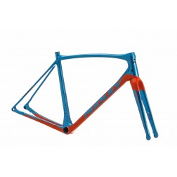 Gravel frame Ridley X-Trail Carbon Design 02BS