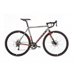 Cyclocross Frame Ridley X-Bow Disc Design XBO 02AS