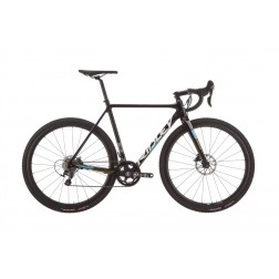 Cyclocross Bike Ridley X-Night Disc Design XNI-04AS with Shimano 105
