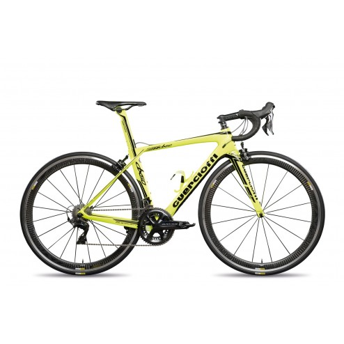 Roadbike Guerciotti Eureka DX50 Design DX01 with SRAM Force