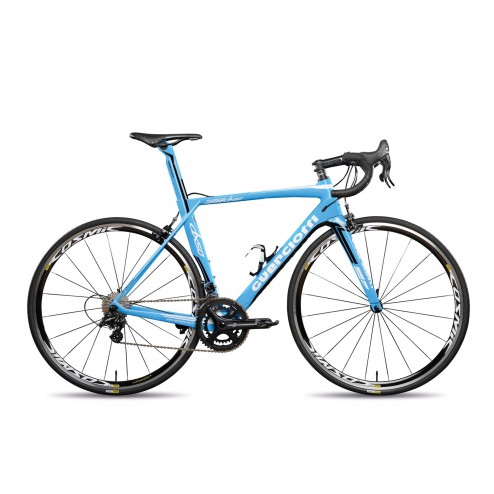 Roadbike Guerciotti Eureka DX50 Design DX03 with Shimano Ultegra