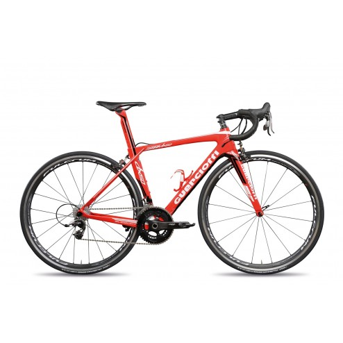 Roadbike Guerciotti Eureka DX50 Design DX02 with SRAM Force