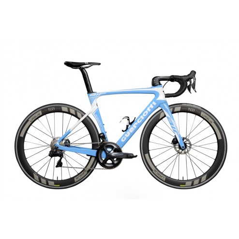 Roadbike Guerciotti Eureka Air Disc Design AI03 with SRAM Force