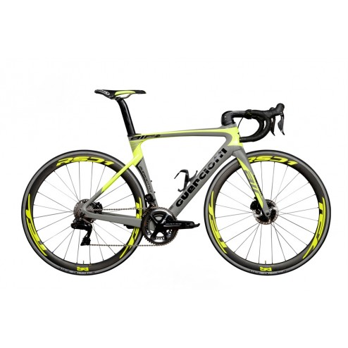 Roadbike Guerciotti Eureka Air Disc Design AI04 with Shimano Ultegra