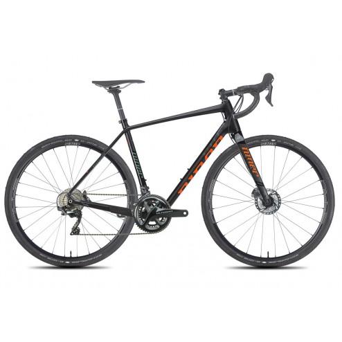 Gravel Bike Niner RLT 9 RDO carbon-orange with SRAM Force X1 hydraulic