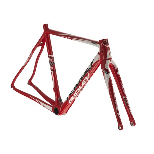 Cyclocross frame Ridley X-Night Disc Design XNI-02DS