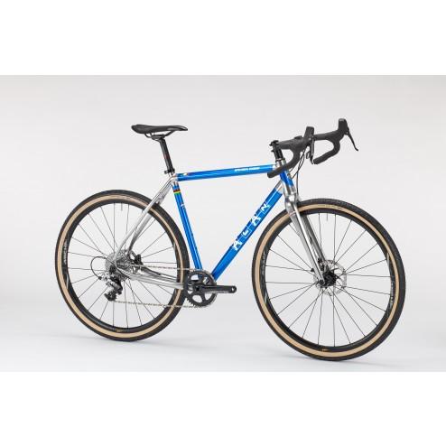Gravel Bike ALAN Super Gravel Scandium Design SGS3 with SRAM Force X1 hydraulic