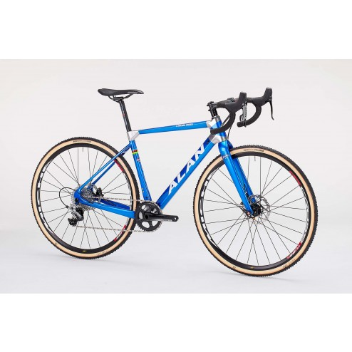 Cyclocross Bike ALAN Xtreme Cross design XC1 with SRAM Force X1 hydraulic