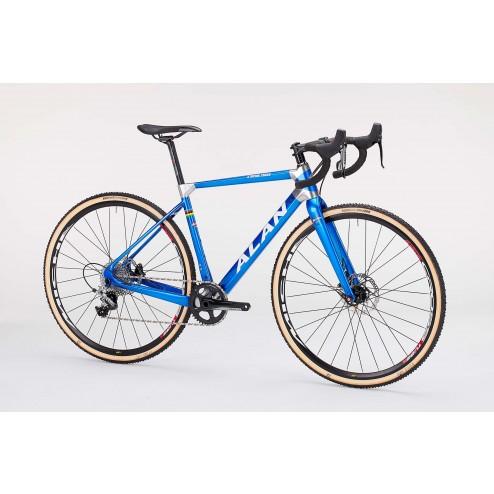 Cyclocross Bike ALAN Xtreme Cross design XC1 with SRAM RED eTap hydraulic