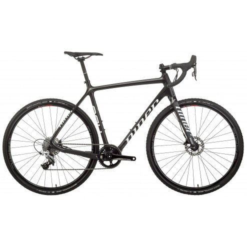 Cyclocross Bike Niner BSB 9 RDO black with SRAM Force X1 hydraulic