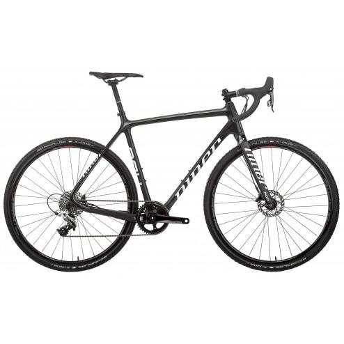 Cyclocross Bike Niner BSB 9 RDO black with SRAM Rival X1 hydraulic