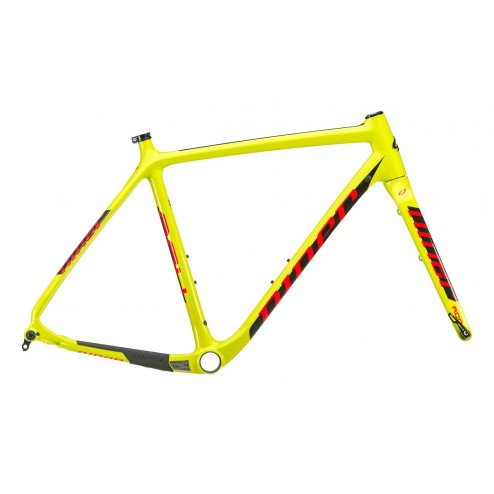 Gravel frame Niner BSB 9 RDO yellow