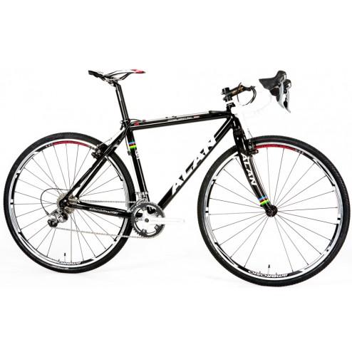 Cyclocross Bike ALAN Mercurial Pro Design WCS3 with SRAM Rival X1