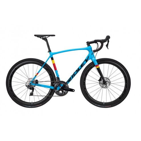 Ridley Kanzo Speed Carbon Design 01AS with SRAM Rival 1 hydraulic