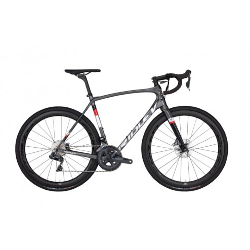 Ridley Kanzo Speed Carbon Design 01BS with Shimano Ultegra hydraulic