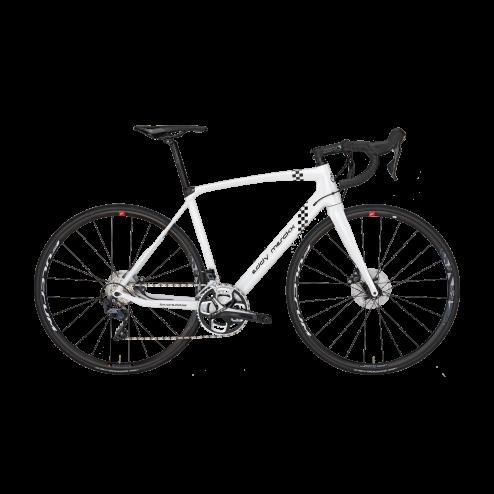Roadbike Eddy Merckx Lavaredo68 Performance Design 68D01AS with Shimano Ultegra Mix
