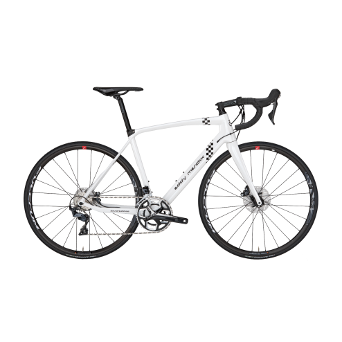 Roadbike Eddy Merckx Lavaredo68 Performance Design 68D01AS with Shimano Ultegra