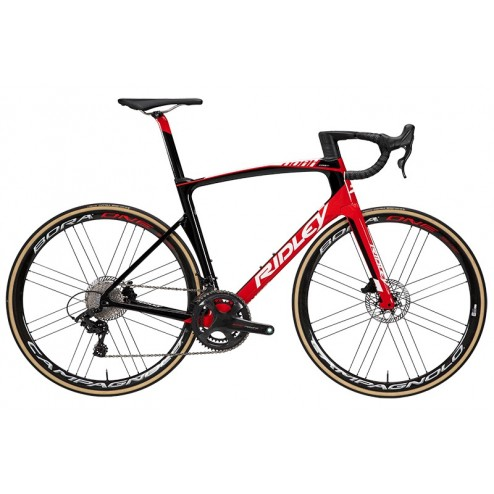 Roadbike Ridley Noah Fast Disc Design NFC09AS with SRAM RED eTap