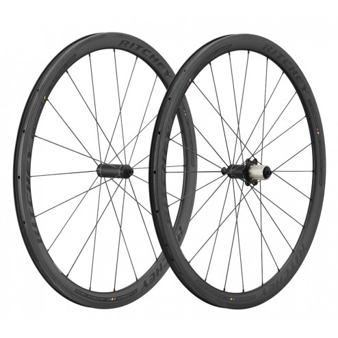 Wheelset Ritchey WCS Apex 38mm Clincher - Tubeless