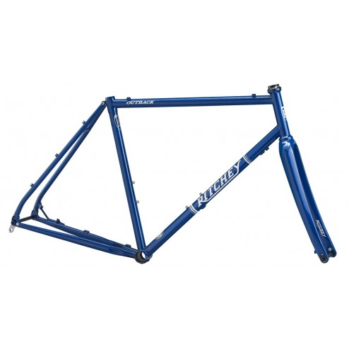 Frame Ritchey Outback Heritage Blue