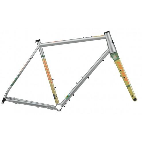 Gravel frame Niner RLT 9 Steel