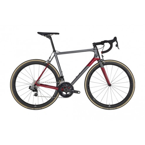 Roadbike Ridley Helium SLX Design 03AS with Shimano Ultegra
