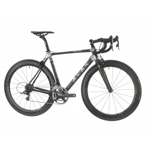 Roadbike ALAN Super Corsa Design S1 with Shimano Ultegra DI2