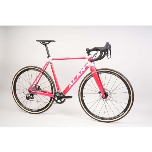 Cyclocross Bike ALAN Super Cross Race Design SCR5 with SRAM Rival X1 hydraulic