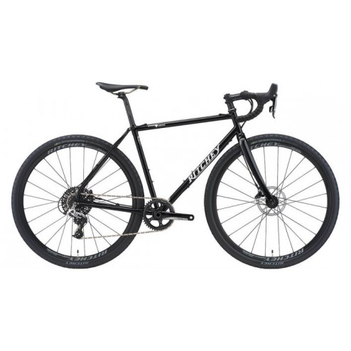 Cyclocross Bike Ritchey SWISS Cross Disc with SRAM Force 1 eTap AXS hydraulic