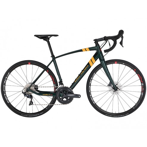 Roadbike Eddy Merckx Wallers73 Disc Design 73D01AS with Shimano Ultegra DI2