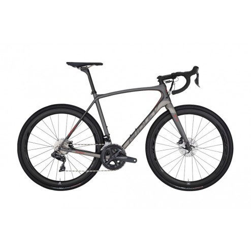 Ridley X-Trail Carbon Design XTR 02Cm with SRAM Rival X1 hydraulic