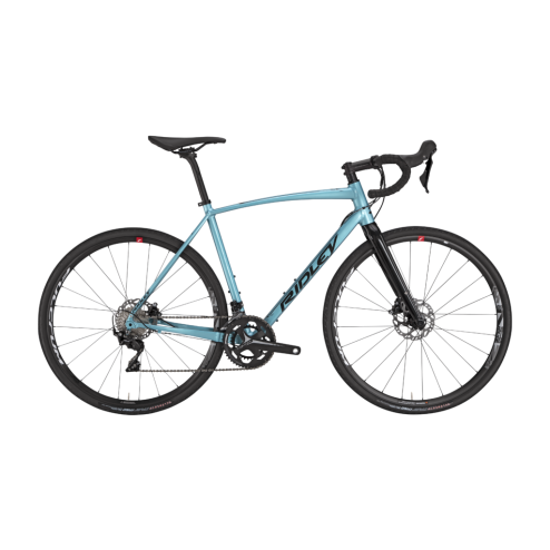 Ridley X-Trail Alloy Design 02CS with SRAM Rival X1 hydraulic