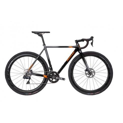 Cyclocross Bike Ridley X-Night SL Disc Design XNI-05AS with SRAM RED hydraulic