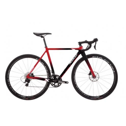 Cyclocross Bike Ridley X-Night Disc Design XNI-06BS with Shimano Ultegra hydraulic