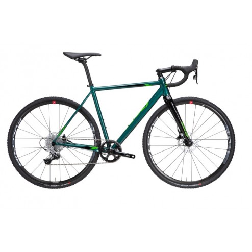 Cyclocross Bike Ridley X-Ride Disc Design XRI 03BS with Shimano 105
