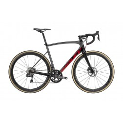 Roadbike Ridley Fenix SL Disc Design 08AS with Shimano Ultegra DI2