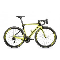 Roadbike Guerciotti Eureka Air Design AI01 with SRAM Force