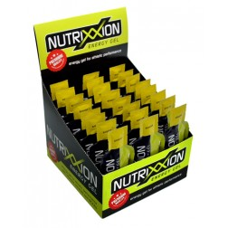 Box Nutrixxion Energy Gel Banana