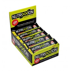 Box Energy bar Nutrixxion banana