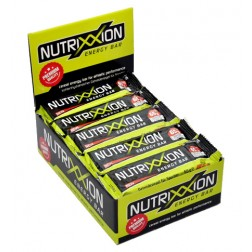 Box Energy bar Nutrixxion Fruit